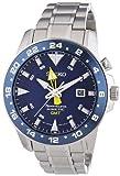 Seiko Herren Analog Automatik Uhr mit Edelstahl Armband SUN017P1