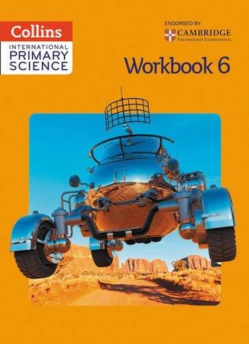Collins International Primary Science - Workbook 6 by Karen Morrison (2015-01-01)