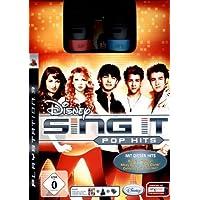 Disney Sing It - Pop Hits Bundle (inkl. 2 SingStar Mikros)