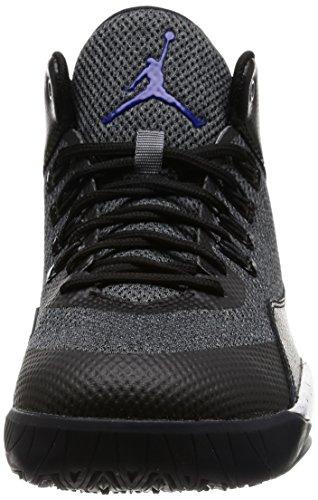 Nike Herren 844065-005 Basketball Turnschuhe Grau