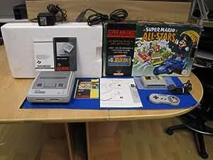 Console Super Nintendo Pack Super Mario All Stars Complet [Ba]
