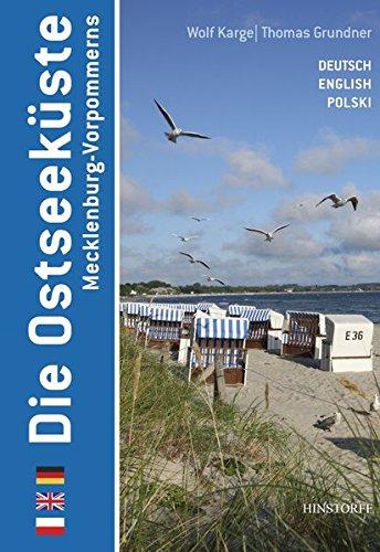 Preisvergleich Produktbild Die OstseeküsteMecklenburg -Vorpommern: Deutsch / Englisch / Polnisch