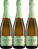 Griesel Sekt Sauvignon Blanc Prestige 2014 Extra brut (3 x 0.75 l)