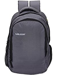 Dussledorf Polyester 28 Liters Laptop Backpack With Adjustable Strap