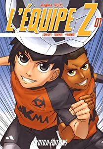 L'Equipe Z Edition simple Tome 1
