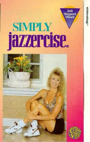jazzercise-simply-jazzercise-vhs-uk-import