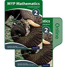 Myp Mathematics 2: Print and Online Course Book Pack [With Online Course Book] (Ib Myp)