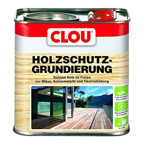 Holzschutz-Grundierung 2,5 L