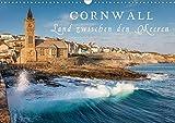 Cornwall - Land zwischen den Meeren (Wandkalender 2020 DIN A3 quer): Entdecken Sie faszinierende Küsten, die raue Schönheit und Ursprünglichkeit von ... (Monatskalender, 14 Seiten ) (CALVENDO Natur) -