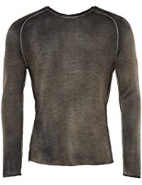 Avant Toi - Pull - Homme marron taupe M