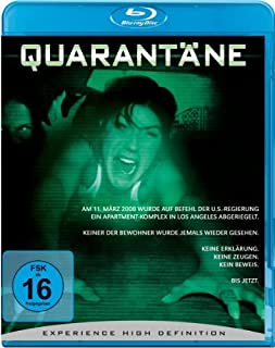Quarantäne [Blu-ray]