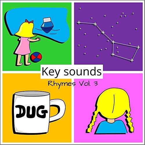 key-sounds-rhymes-vol3-english-edition