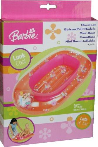 Imagen principal de Barco hinchable Barbie 93X66 cm