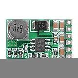 Amplificatore modulo convertitore da CC a CC da 5-27 V a 3,7 V / 5 V / 9 V / 12 V Step-Down per scheda di alimentazione(12V)