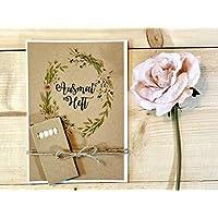 Suchergebnis Auf Amazon De Fur Hochzeitsgeschenke Handmade