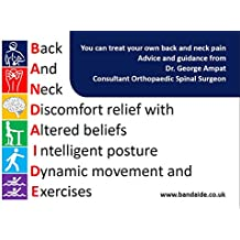 Bandaide - Back and Neck Discomfort Relief with Altered Beliefs, Intelligent Posture, Dynamic Movement and Exercises