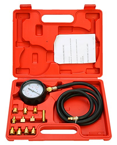 13 piezas FreeTecpara medir la presión del motor, comprobador 0 – 35 bar