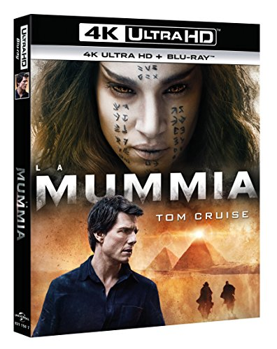 La Mummia (2017) (Blu-Ray 4K Ultra HD+Blu-Ray) [Blu-ray]