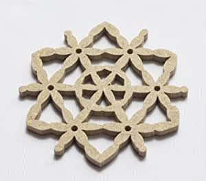 100 feuilles squelette brun hEvEa naturel Scrapbooking artisanat bricolage carte mariage