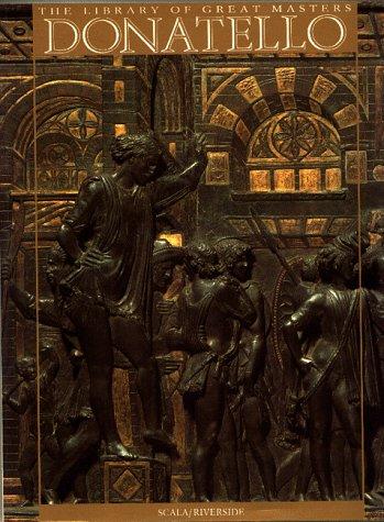 Donatello (Library of Great Masters S.) por G.Gaeta Bertela