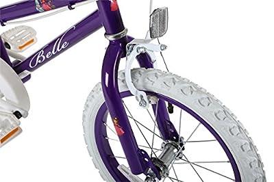 Sonic Belle Kids Bike - 16 inch - Purple from Sonic