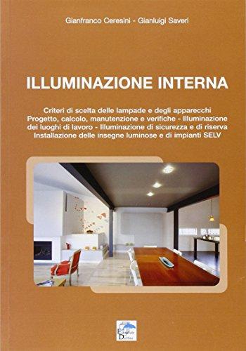 Newsbenessere.com 51BYMsZMEoL Illuminazione Interna. Criteri di scelta delle lampade e degli apparecchi. progetto, calcolo, manutenzione e verifiche