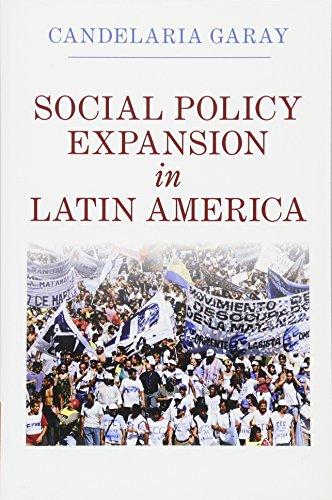 Social Policy Expansion in Latin America por Candelaria Garay