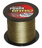 Ultima Power Super Starke Micro Braid Angelschnur, unisex, Power Braid