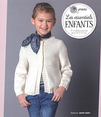 Les essentiels enfants : 14 modèles à tricoter pour les 2-10 ans