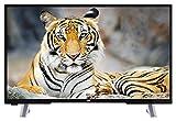 JVC LT-32VH53A 81 cm (32 Zoll) Fernseher (HD Ready, Triple Tuner, Smart TV)