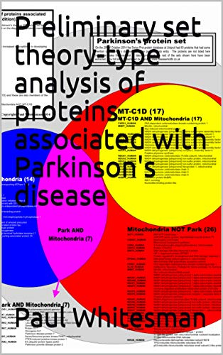 Preliminary set theory-type analysis of proteins associated with Parkinson's disease book cover