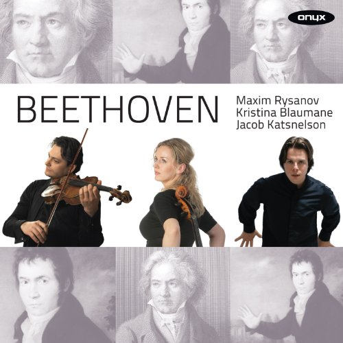 Beethoven: Kammermusik mit Bratsche - Sonatine Woo 33 / Duo Woo 32 / Klaviertrio Op.11 / u.a.