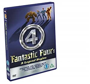 Fantastic Four (Animated) [DVD]