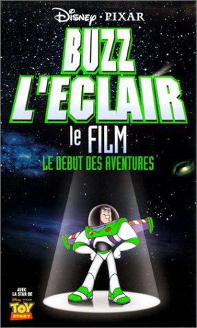 Preisvergleich Produktbild Buzz l'éclair : Le Film [VHS] [FR Import]