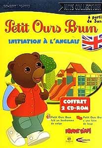 Petit Ours Brun : Initiation à l'anglais