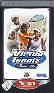 Virtua Tennis: World Tour [Platinum]