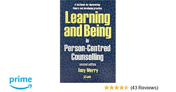 learning and being in personcentred counselling