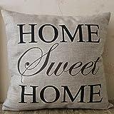 Pillow,Beautyvan, Square Pillow Cover Cushion Case Toss Pillowcase Hidden Zipper Closure