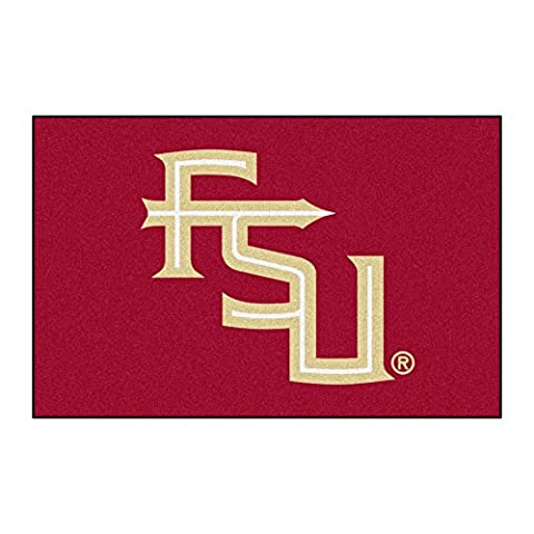 Fanmats 4928Florida State University Seminoles Nylon Starter Tapis