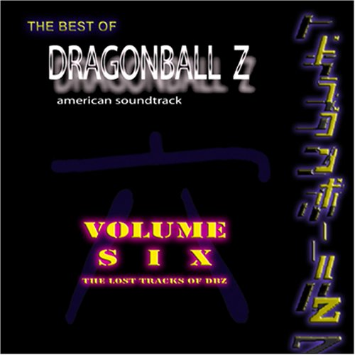 The Best of Dragonball Z - Volume VI