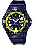 Casio Herren-Armbanduhr Analog Quarz (One Size, schwarz)