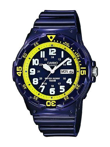 Casio Collection Herren Armbanduhr MRW-200HC-2BVEF