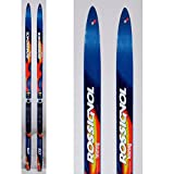 Ski de fond occasion Rossignol Touring LTS Junior + fixation SNS Salomon
