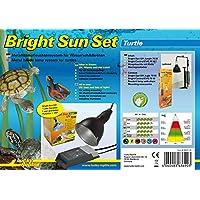 Lucky Reptile BSST-70 Bright Sun Set ,Turtle 70 W, Metalldampflampe inklusive passende Fassung und Vorschaltgerät für Wasserschildkröten