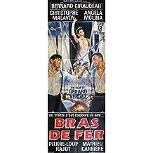 Brazo de Hierro Póster de película 120 x 320 cm – 1985 ...