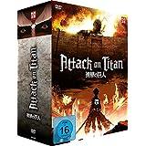 Attack on Titan - DVD Vol. 1 + Sammelschuber