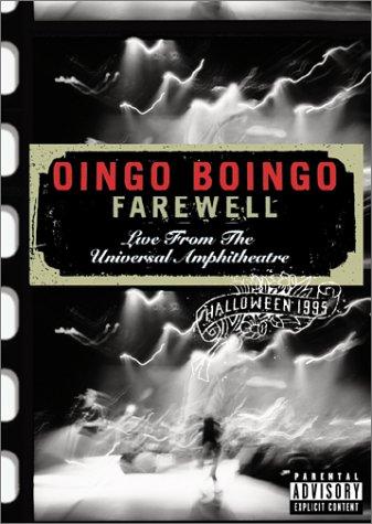Oingo Boingo - Farewell (Regional Code 1)