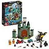 LEGO-DC Comics Super HeroesTM 4 Ans et Plus BatmanTM et l'évasion du Joker Jouet DC Comics Enfant Préscolaire 4 Ans et Plus, 171 Pièces 76138