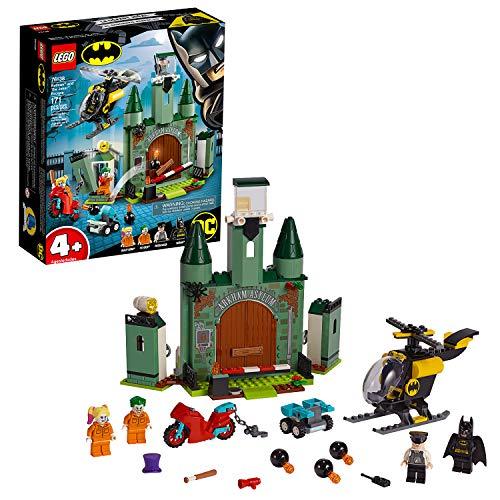 LEGO DC Comics Super Heroes 4 Ans et Plus - Batman et l'évasion du...