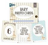 """Milestone Babykarte """"Sophie, die Giraffe"""""""
